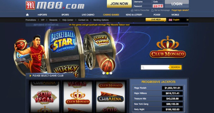 M88 Casino - Judi Online Casino & Slot